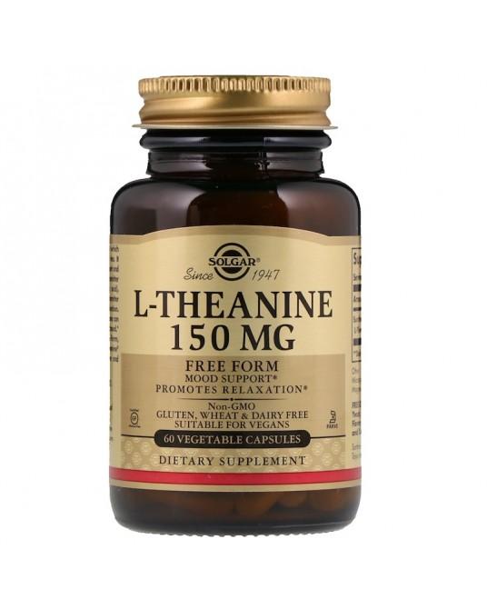 Solgar - L-Teanina 150 mg 60 Kapsułek
