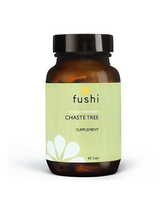 Fushi Chaste Tree (Niepokalanek) BIO 60 kapsułek