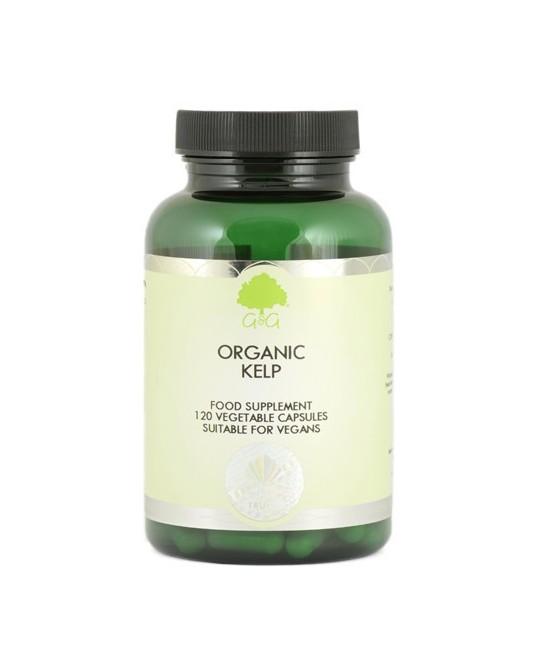 G&G Organic Kelp 120 kapsułek