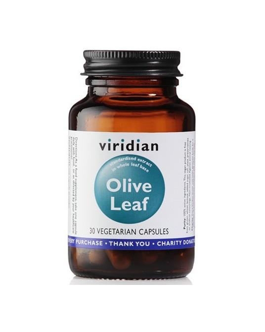 Liść Oliwny 30 kapsułek Viridian