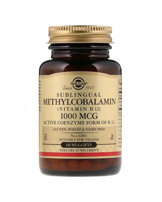 Solgar Metylokobalamina