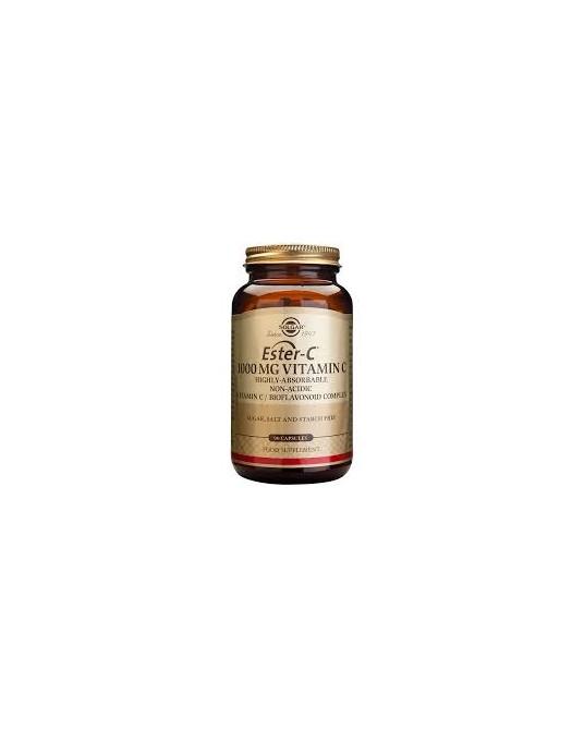 Solgar - Ester C Plus – 1000 mg Witaminy C 90 Kapsułek