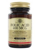 Solgar - Folian 100 Tabletek