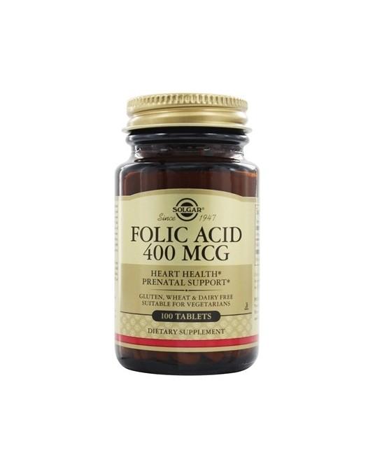 Solgar - Folian 400 MCG 100 Tabletek