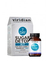 Viridian - 7 day Sugar Detox Kit