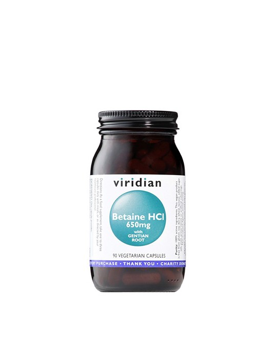 Viridian - Magnesium B6 & Saffron, 60 kapsułek