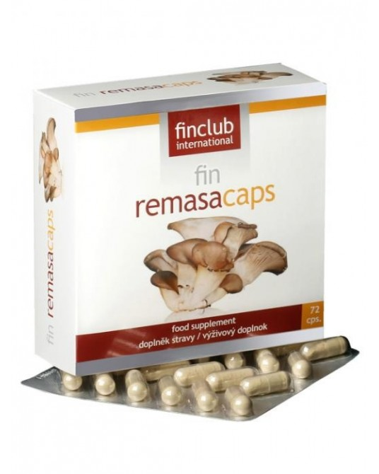 FINCLUB - FIN REMASACAPS 72 Kapsułek