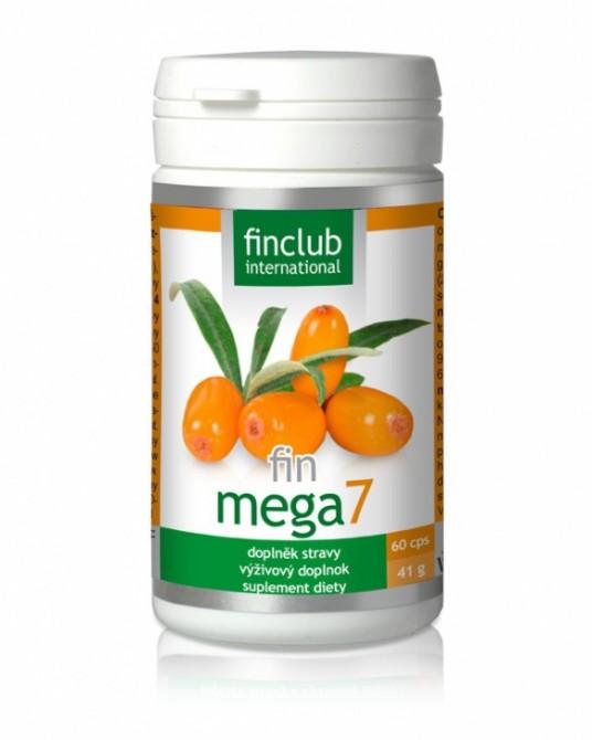 FINCLUB MEGA 7 60 Kapsułek